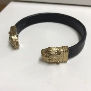 Jewel mint Jaguar Bracelet